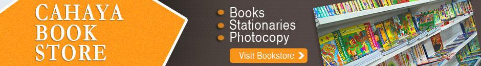 Bookstore Bangi | Bookshop Bandar Baru Bangi